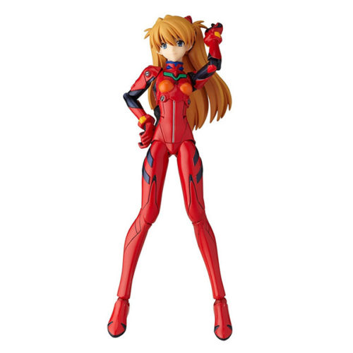 Asuka Langley Action Figure