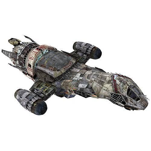 Firefly Serenity Spaceship Model