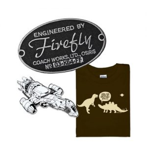 Top 10 Joss Whedon's Firefly gifts