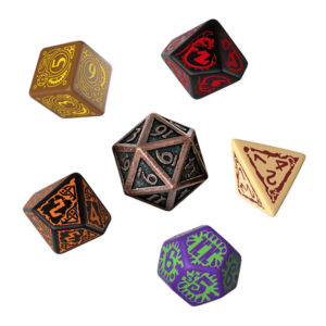 10 Custom and Unusual Dice Sets for Roleplaying