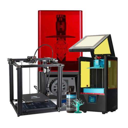 Top Home 3D Printers of Fall 2019 you can Get from Amazon