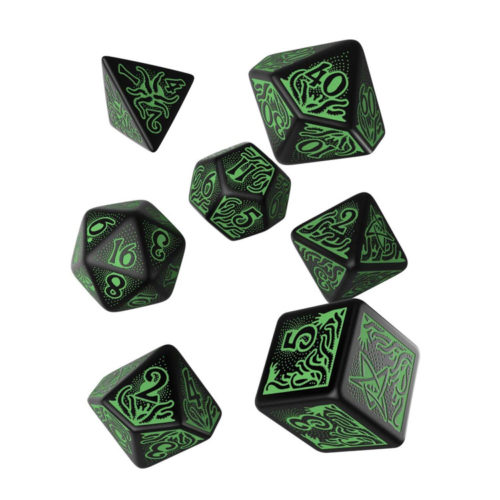 Call of Cthulhu Set of Dice