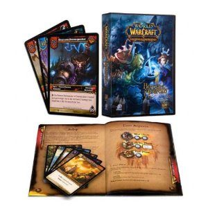 WOW Heroes of Azeroth Trading Cards Starter Deck