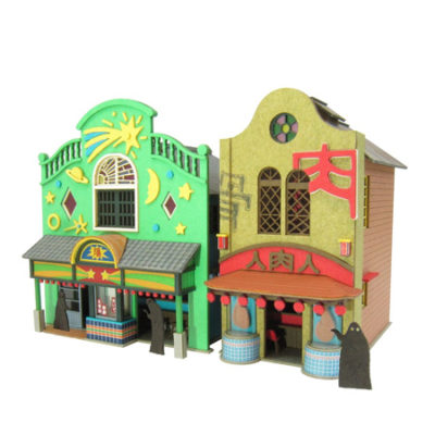 Limited Edition Spirited Away Strange Town 1