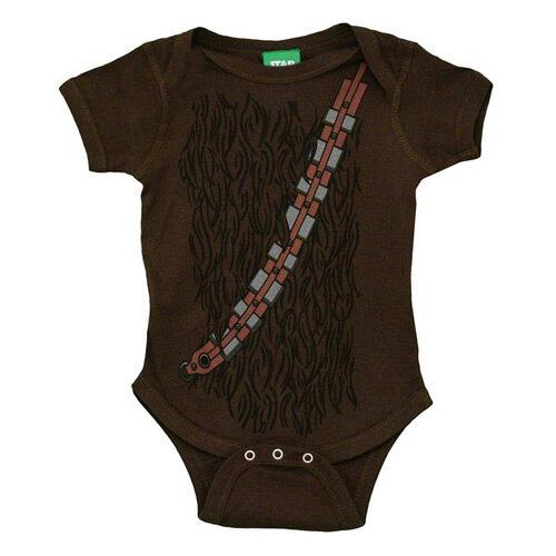 Star Wars Infant Baby Romper Bodysuit