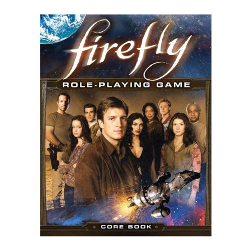 Firefly Games: Firefly Role Playing Game