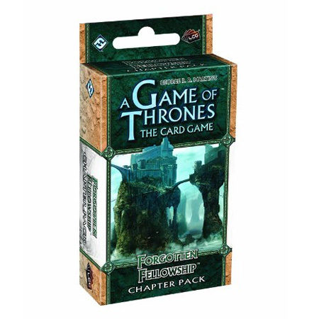 A Game of Thrones LCG: Forgotten Fellowship Chapter Pack