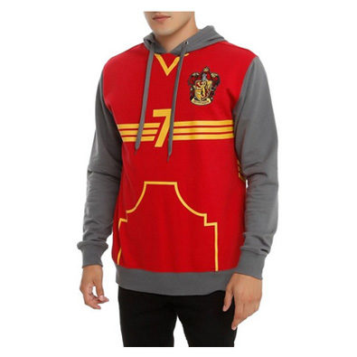 Harry Potter Quidditch Training Pullover Hoodie