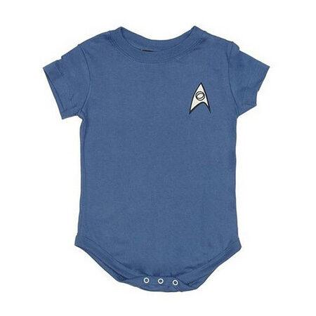 Star Trek Uniform Romper