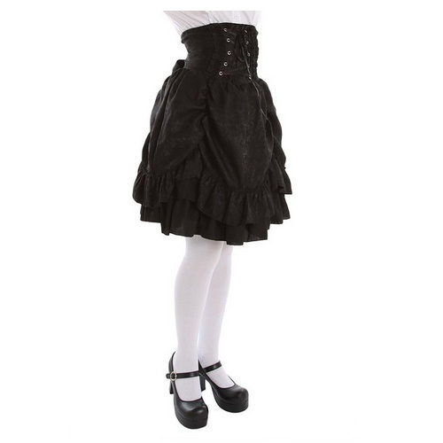 Lolita Charm Steampunk Style Skirt