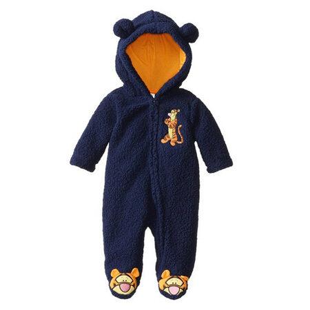 Disney Baby Tigger Hooded Pram