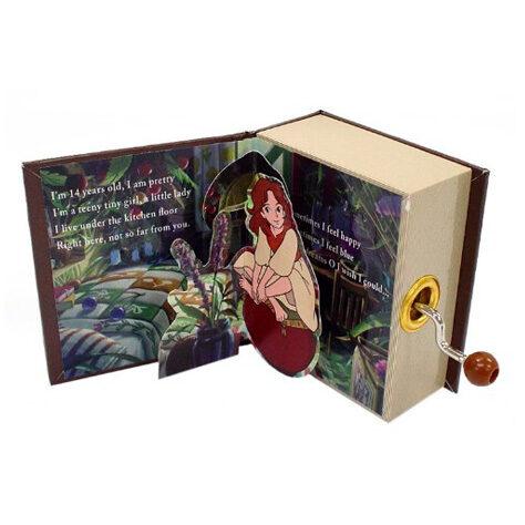 Studio Ghibli Arrietty Music Box