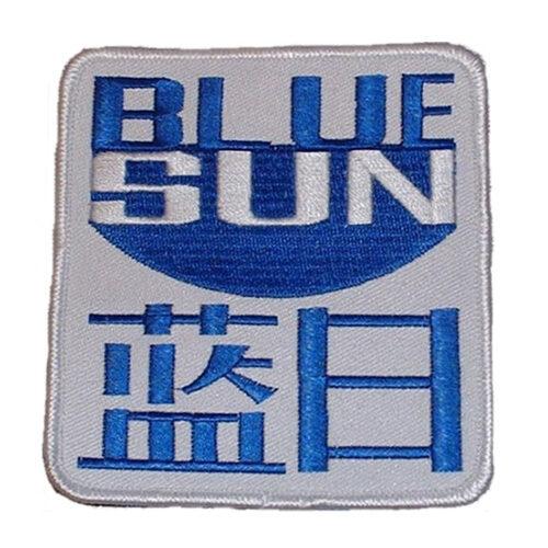 Firefly Blue Sun Logo Patch