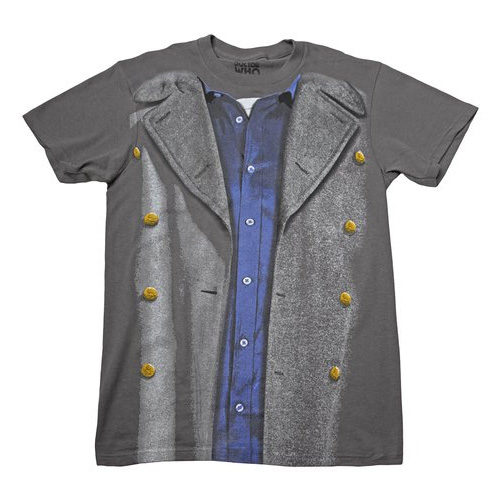 Doctor Who Captain Jack Harkness Costume Shirt