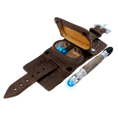 Doctor Who Vortex Manipulator and Sonic Screwdriver