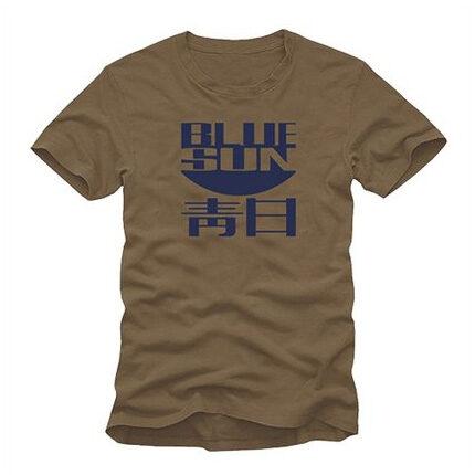 Firefly Blue Sun Logo Jayne Cobb T-Shirt