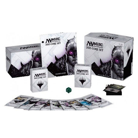 Magic The Gathering 2015 Core Set Sealed Fat Pack