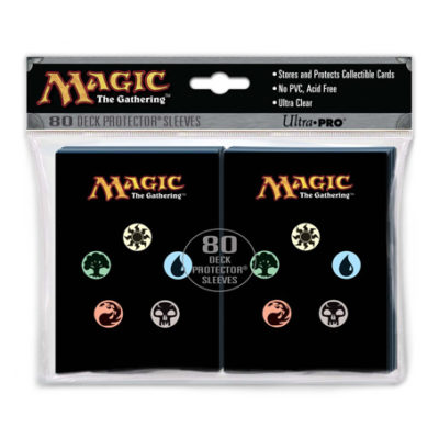 Magic The Gathering Mana Symbols Deck Protectors