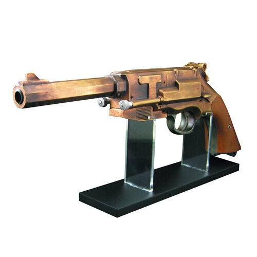 Firefly: Mal Reynolds' Metal-Plated Pistol Replica