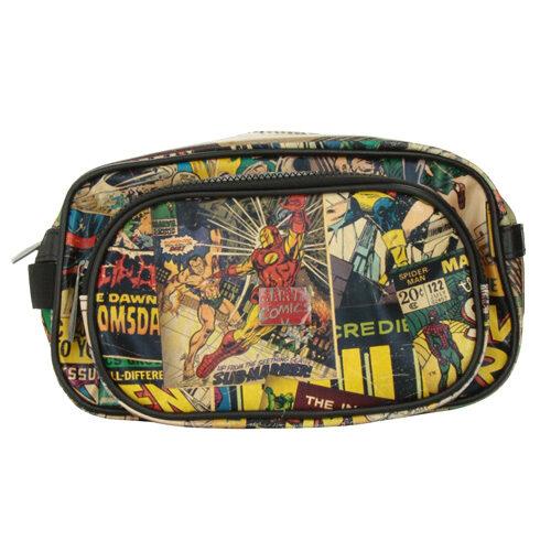 Marvel Retro Comics Toiletry Bag