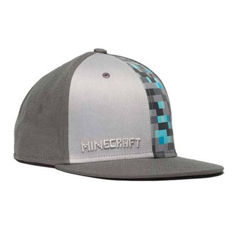 Official Licensed Minecraft Diamond Hat