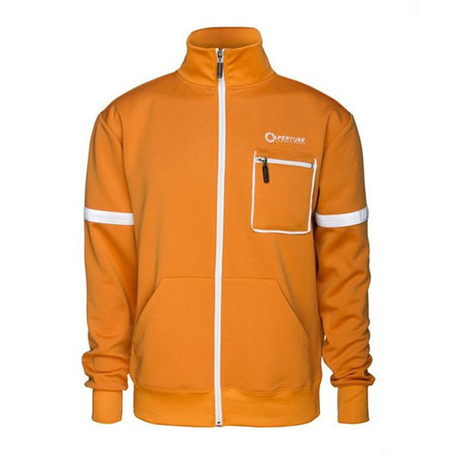 Portal 2 Test Subject Men' s Track Jacket
