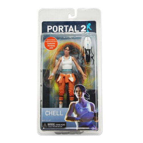 "NECA Portal ""Chell"" 7"" Action Figure"