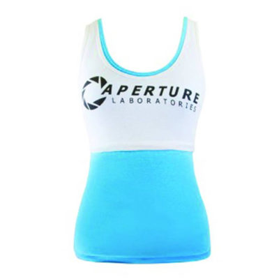 Portal Chell Double Layer Tank