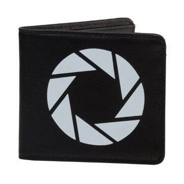 Portal Aperture Laboratories Leather Wallet