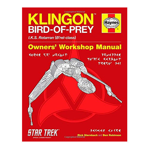 Star Trek: Klingon Bird-of-Prey Haynes Manual