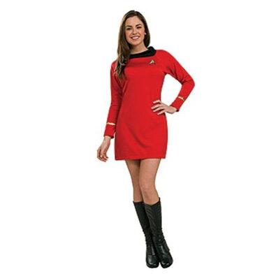 Star Trek Classic Red Dress Costume