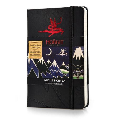 Moleskine The Hobbit Limited Edition