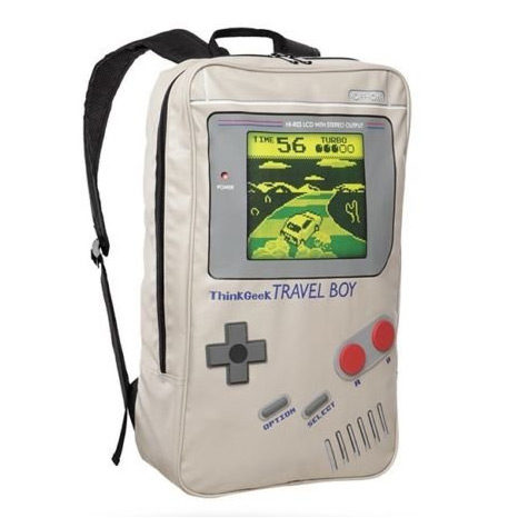 TravelBoy Game Boy Backpack