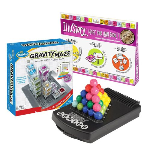 Top 10 Innovative & Educational Games for Kids