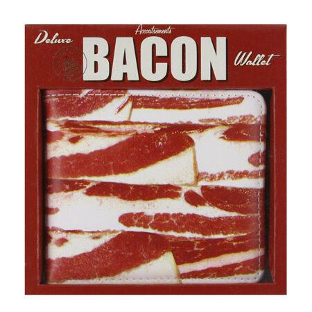 Bacon Pattern Wallet