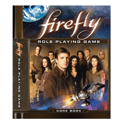 Firefly RPG Game Book