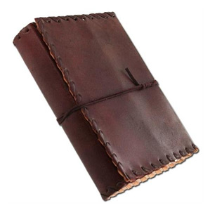 Medieval Renaissance Handmade Leather Diary Journal Thought Book
