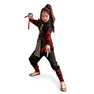 Ninja Dragon Child Costume Size Medium
