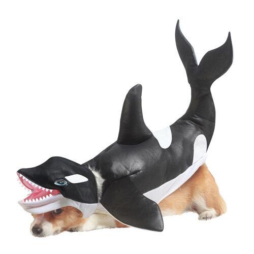 Animal Planet Orca Costume