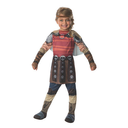 Rubies How to Train Your Dragon 2 Astrid Costume, Child Small