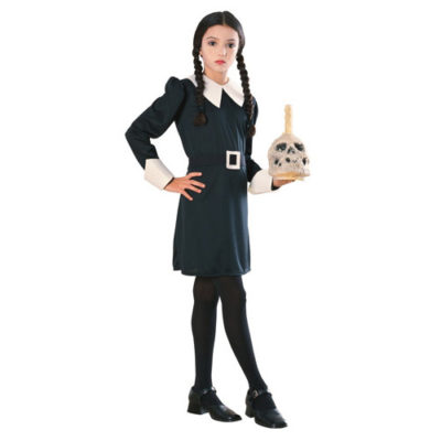 Addams Family Child's Wednesday Addams Costume