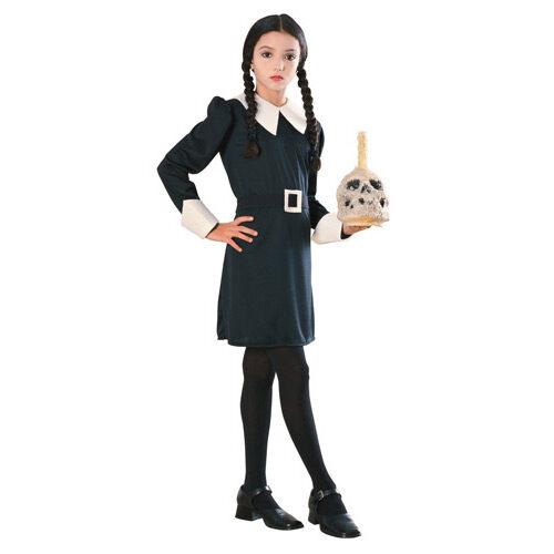 Addams Family Child's Wednesday Addams Costume