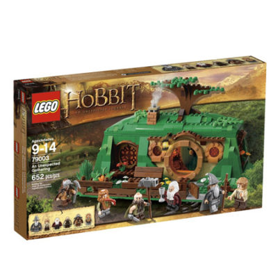 LEGO The Hobbit An Unexpected Gathering