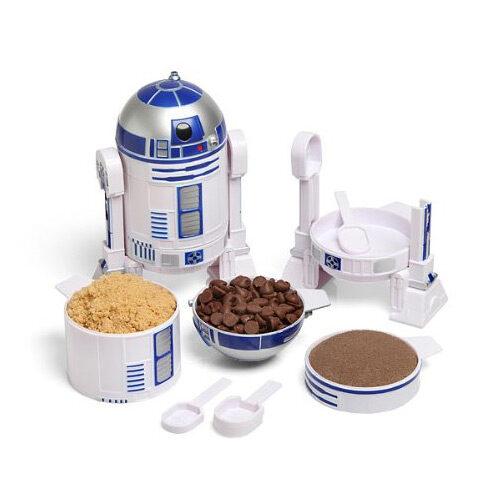 Exclusive Star Wars R2-D2 Measuring Cup Set