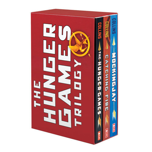 The The Hunger Games Trilogy Box Set