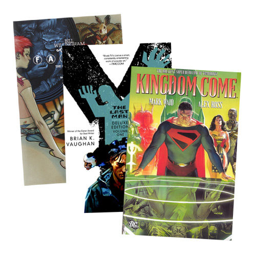 Top 10 Comics for First Time Readers
