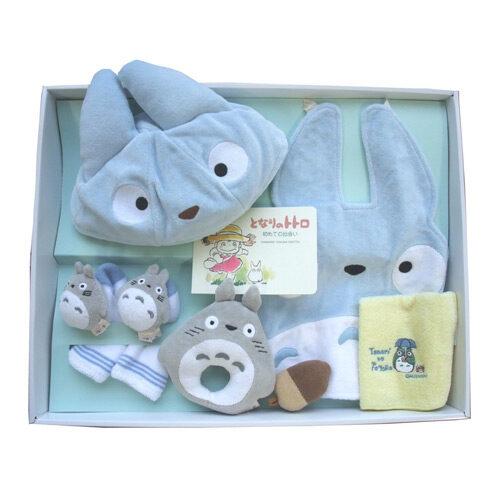 My Neighbor Totoro Baby Gift Set from Studio Ghibli