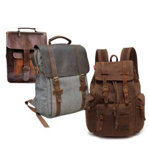 Best Leather Backpacks / Rucksacks Inspired by RPG Games