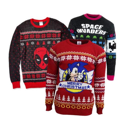 Geekiest and Prettiest Ugly Christmas Sweaters 2019