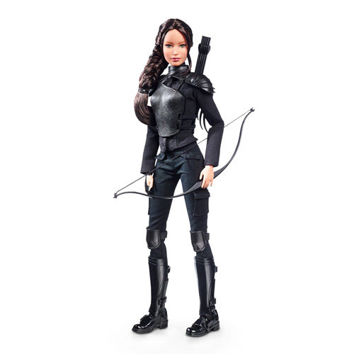 Barbie Collector The Hunger Games Katniss Doll